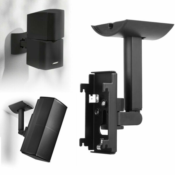 Wall Ceiling Bracket Mount fits for Bose all Lifestyle CineMate UB20 SERIES 2 II $17.99