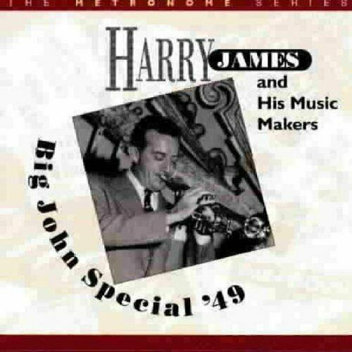 Harry James Big John Special #x27;49 Harry James CD NRVG The Fast Free Shipping