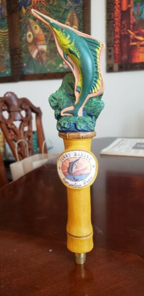 Tommy Bahama Bungalow Brew Tap Handle ULTRA RARE