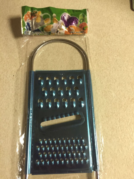 HEAVY DUTY STAINLESS STEEL GRATER GRATES 3 STYLES