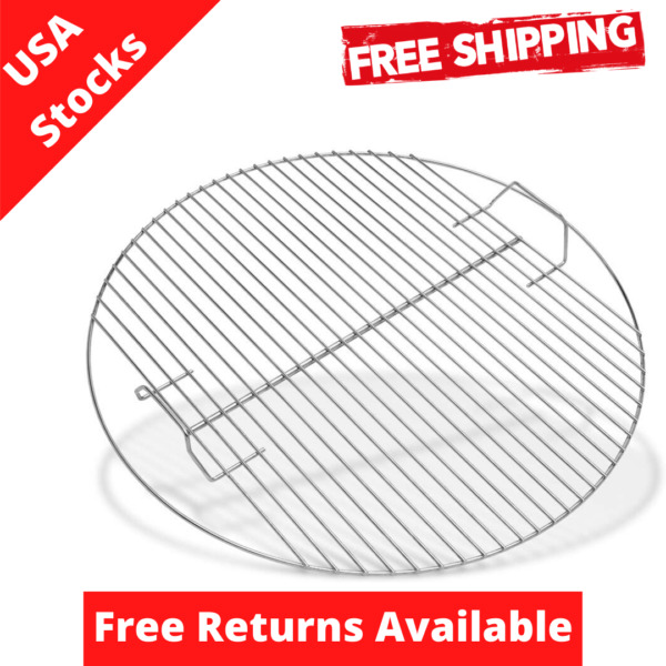 Plated steel grill grate Weber 7435 Cooking Grate 22 1 2 Built for 22quot; charcoal