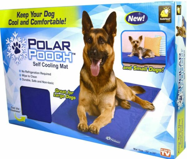 Polar Pooch Self Cooling Mat 22