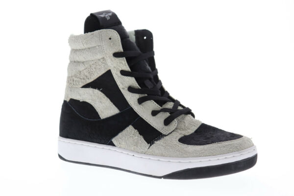 Creative Recreation Osano CR40114 Mens Black Casual High Top Sneakers Shoes 11
