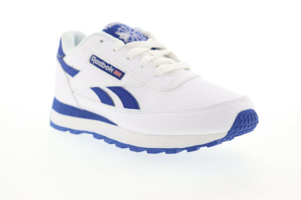 Reebok Classic Renaissance CN6745 Mens White Leather Low Top Sneakers Shoes 4