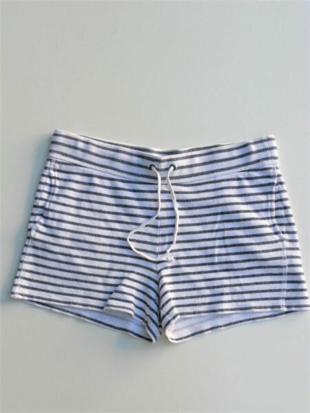 J Crew Terry Knit Striped Shorts S $10.00