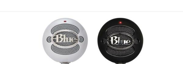 Blue Snowball iCE Condenser Microphone with No Stand