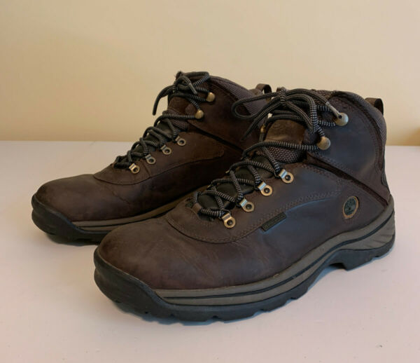 Men#x27;s 12M Timberland Hiking Boots Brown $39.96