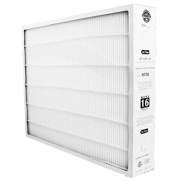 Lennox PureAir Healthy Climate 20x26x5quot; MERV 16 Filter Replacement Open Box $69.99