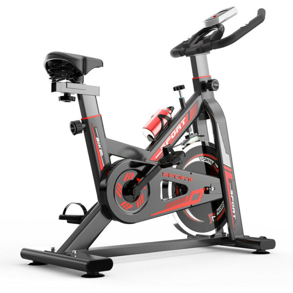 Stationary Exercise Bike Bicycle Indoor Cycling Cardio Fitness Workout Gym $157.69