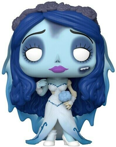 FUNKO POP! MOVIES: Corpse Bride - Emily [New Toy] Vinyl Figure