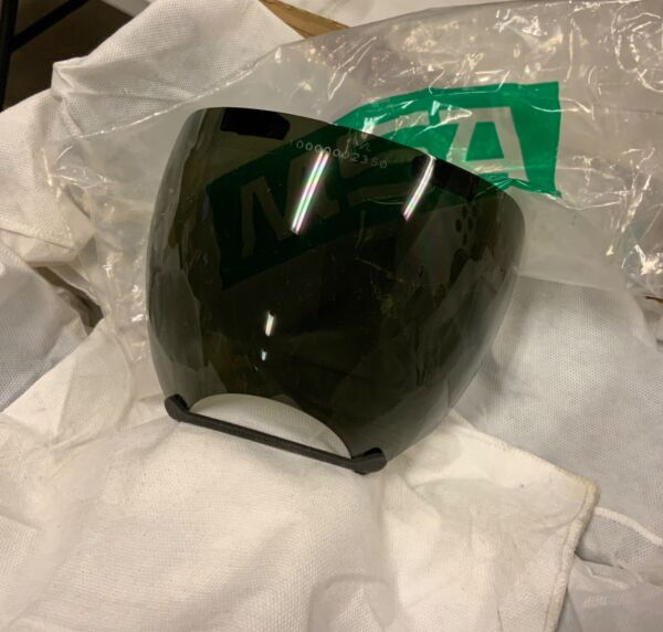 New MSA Tinted Smoked Lens Outsert for the MSA Millennium CBRN Gas Mask Size M L