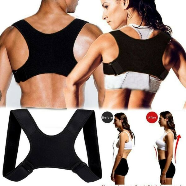 Posture Corrector Compression Copper for Men and Women Guaranteed Highest Back