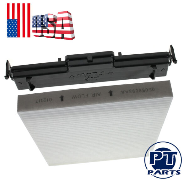 Cabin Air Filter Package Fits 13A6191T2U99 Dodge Ram 1500 2500 3500 68318365AA $23.15