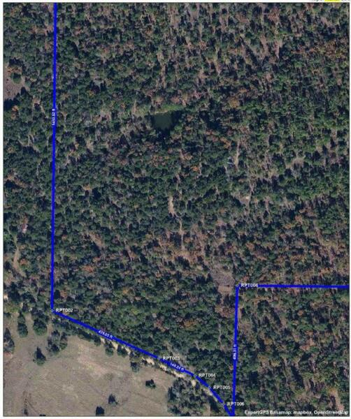 46 Acres  - ARKANSAS Land - Water Available; Electric Close / Creek