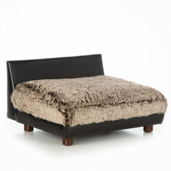 Luxury Orthopedic Dog Bed Small Dogs up to 20 Lbs Brown Removable Washable Cover $168.99