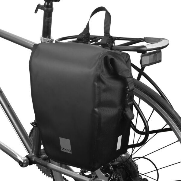 10L Waterproof Bike Trunk Bag Bicycle Rear Rack Pouch Cycling Tail Pack Pannier $32.10