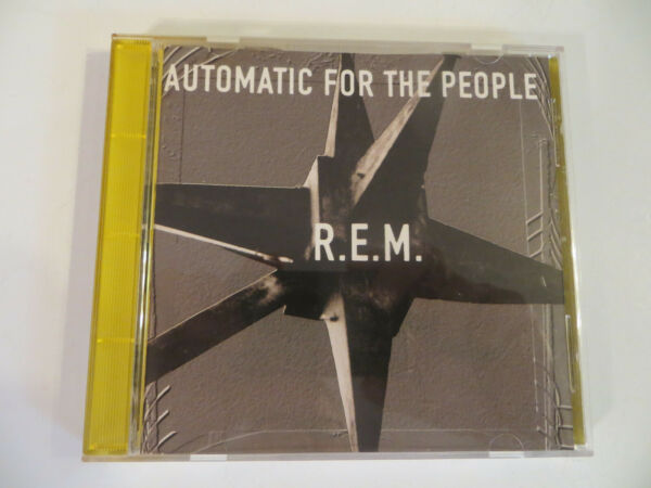 R.E.M. Automatic For The People CD 1992 Warner ALT ROCK $5.19