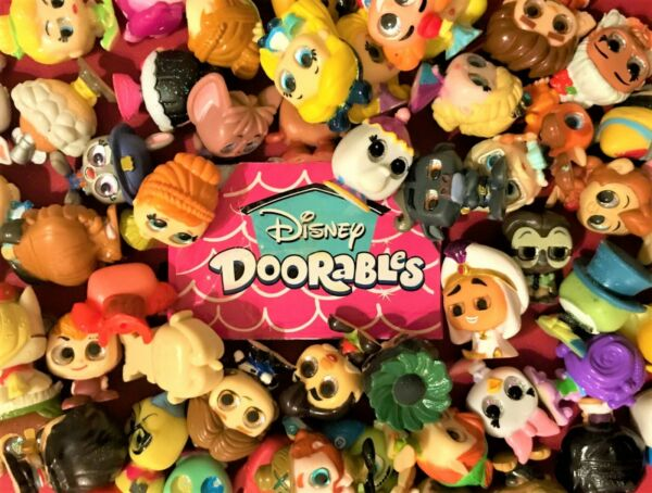 Disney Doorables Seasons Series 1 2 3 4 Authentic You Pick FREE Ship Over $15