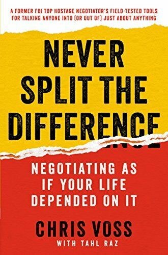 Never Split the Difference: Negotiating Digital 2016
