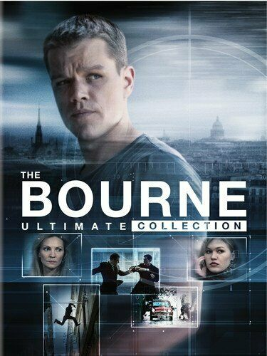 The Bourne Ultimate Collection $25.81