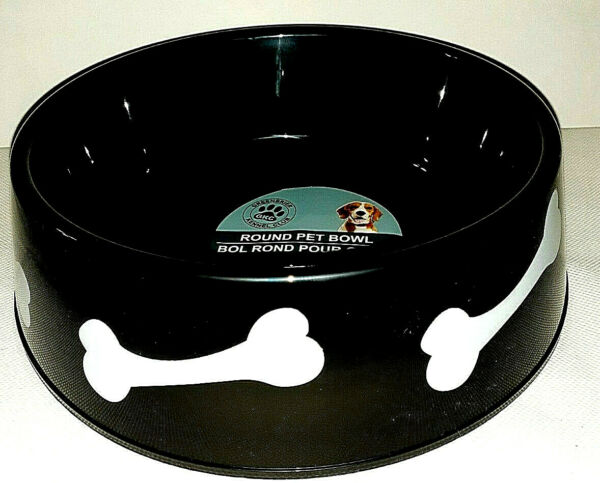 Pet Dog Large Drinking Eating Water Food Bowl XL $7.50