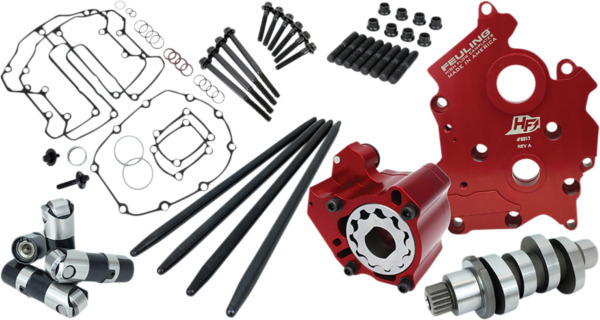 Feuling Race Series 472 Chain Camchest Kit 17 20 Harley Oil Cooled M8 Touring $1895.95