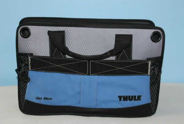 Thule Go Box Bag Travel Trunk Car Sports Camp Tub Suit Case 24 X 18 collapsible $38.99