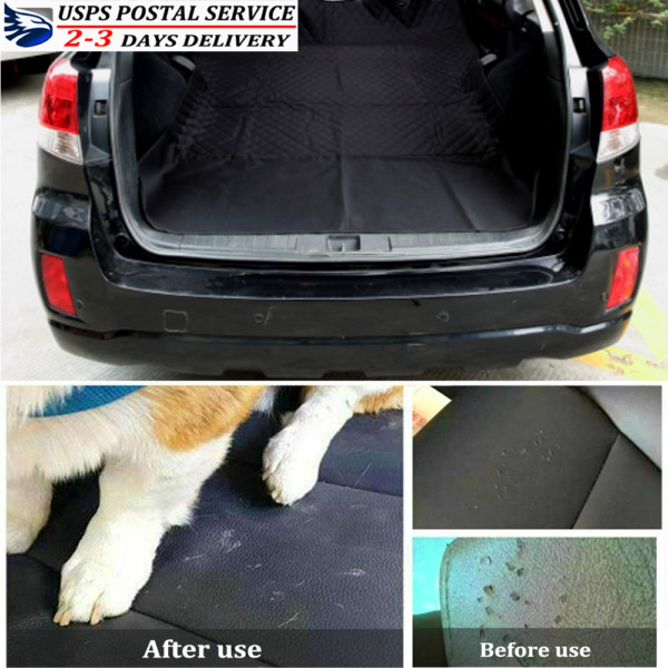Waterproof Car SUV Pet Dog Rear Seat Cover Boot Liner Mat Protector Floor Trunk $39.67