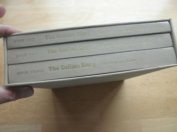 The Collins Story 3 Volume Box Set New