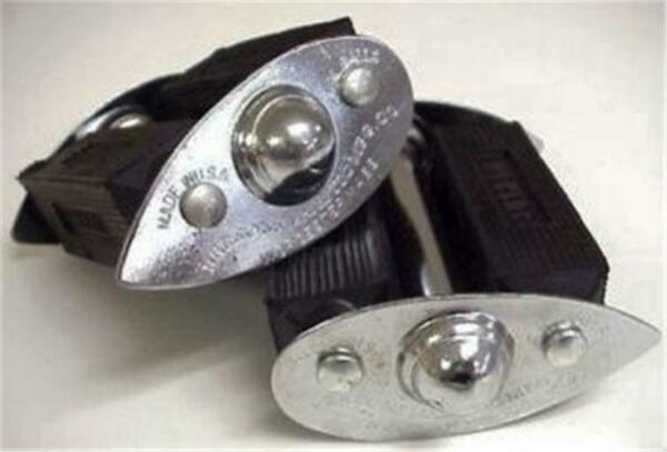 antique mens Persons Majestic TEARDROP bicycle PEDALS 1 2quot; thread vintage PAIR
