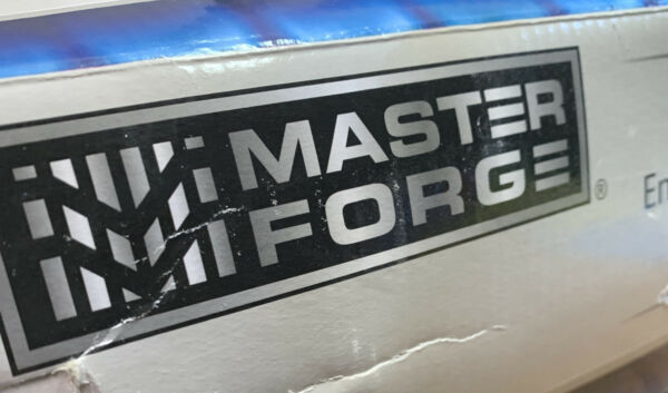 Master Forge 35quot; Stainless Steel Universal Grill BBQ Rotisserie Kit #0025968