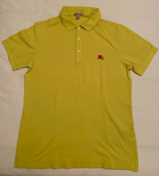 Burberry Polo Size M $65.00