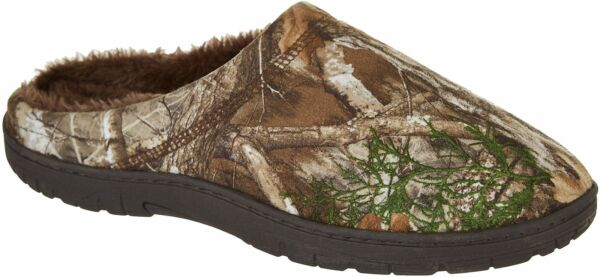 Realtree Mens Camo Slip On Slippers $21.00