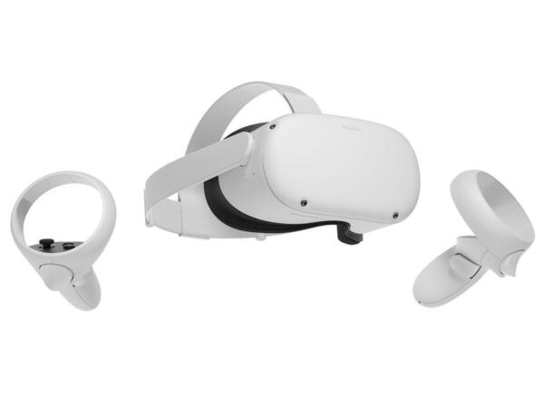 Oculus Quest 2 Advanced All In One Virtual Reality Headset 64 GB $299.00