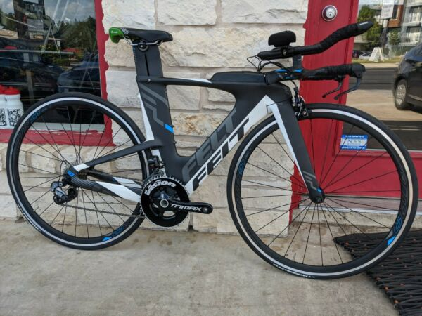 Felt IA 10 Triathlon Bike 48cm 2017 Di2 $1850.00