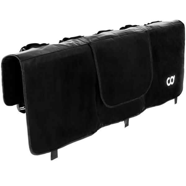 Tailgate Pad MTB Bicycle Rack Cover Pickup Truck Bed 52quot; W 5 Mountain Bikes $89.99