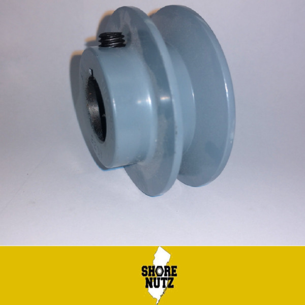 2quot; X 3 4quot; Single Groove Fixed Bore quot;Aquot; Pulley AK20 X 3 4 SAME AS 200A7 DIE CAST