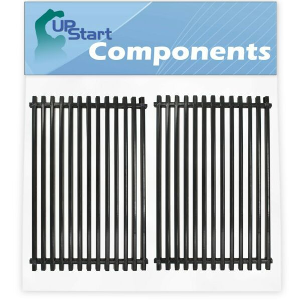 cast iron grill grates 2 pack 17 x 14 each 17 x 28 total