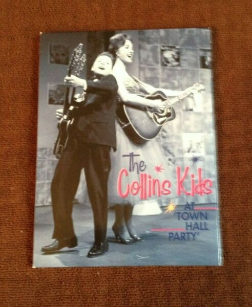 The Collins Kids At Town Hall Party DVD Rockabilly