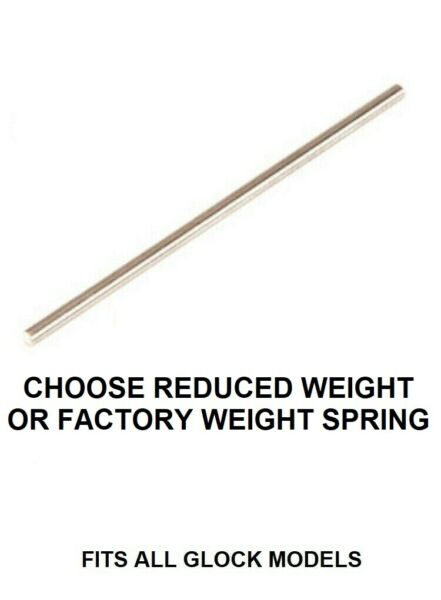 Stainless Steel Magazine Catch Spring For All Glocks Choose Spring weight