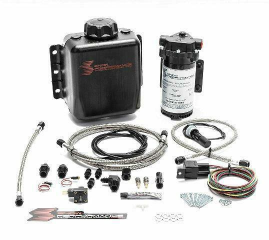 Snow Performance Gas Stage I The New Boost Cooler Water Injection Kit
