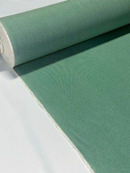 Sunbrella Closeout Green Sailcloth Outdoor Awning UV Canvas Fabric 54quot;W DWR