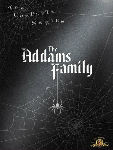 ADDAMS FAMILY COMPLETE SERIES New Sealed 9 DVD Set