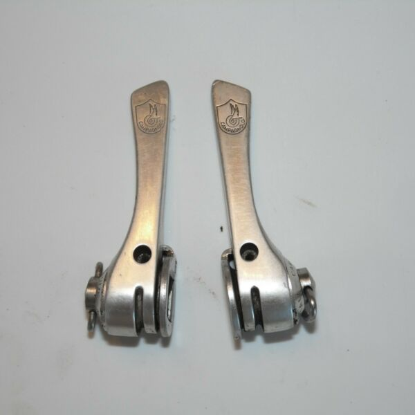 Campagnolo C Record Doppler Retro Friction downtube shifters shifter levers