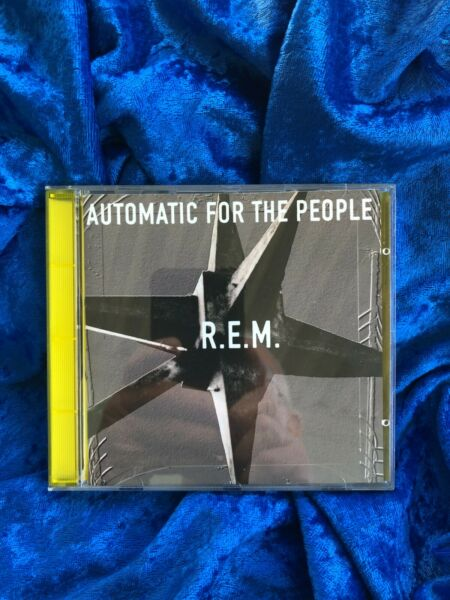 Automatic for the People by R.E.M. CD Sep 1992 Warner Bros. LN Like New Cond. $7.75