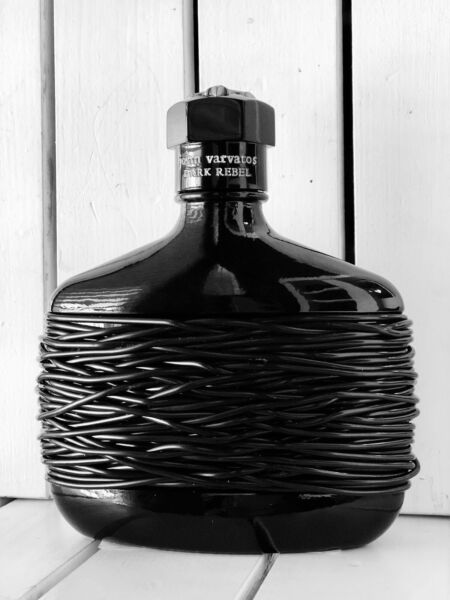 John Varvatos Dark Rebel 4.2 oz 125 ml EDT Eau de Toilette Cologne Tester Men