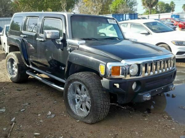Roof Suv With Sunroof Fits 06 10 HUMMER H3 346158 $285.00