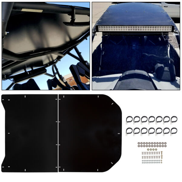 Aluminum Roof For Can Am Maverick and Commander 4 Door $199.00