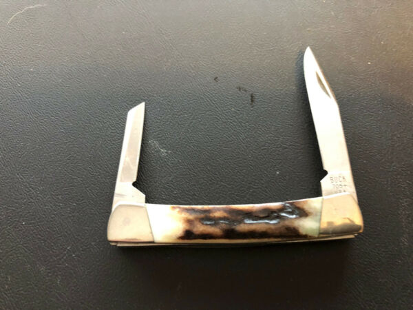 BUCK STAG 2 BLADE Model 705