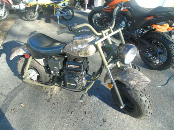 Massimo MB200 Warrior Motorcycle Mini Bike Gas Used for a Month $700.00